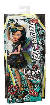 New Official Monster High Garden Ghouls Cleo De Nile Doll