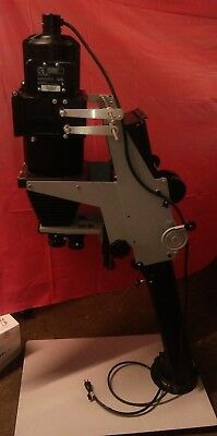 Large/tall, complete Omega D5 photographic enlarger, 4x5