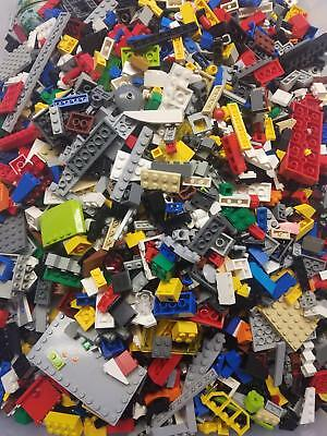 Lego Bulk Lot 10 Pounds LBS Parts & Pieces HUGE BULK LOT bricks blocks plates