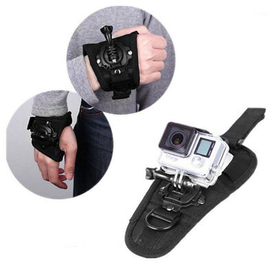 1Pc Arm Strap Wrist For Go Pro Hero Camera 360Degree Rotation Belt Mount Action