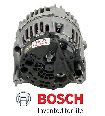90 Amp Remanufactured Alternator Bosch AL0732X For Beetle Golf Jetta 1.9 Diesel