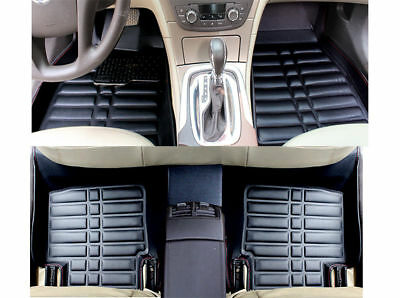 Fit For Chevrolet Cruze 2017-2018 Car Floor Mats Front Rear Liner Auto WateFly5D