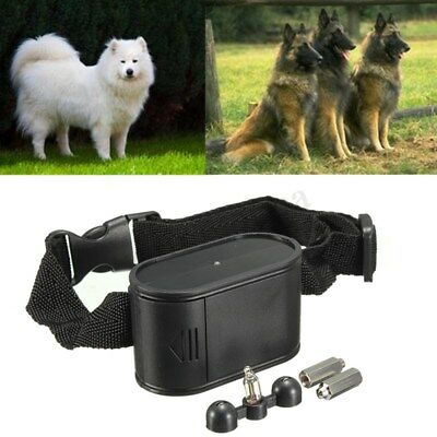 023 Underground Adjustable Shock Training Pet Dog Electric Fence Receiver Collar