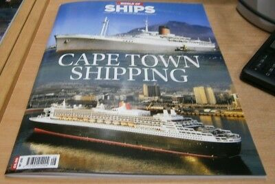 World of Ships magazine #8 2018 Cape Town Shipping Pendennis Castle Queen Mary 2
