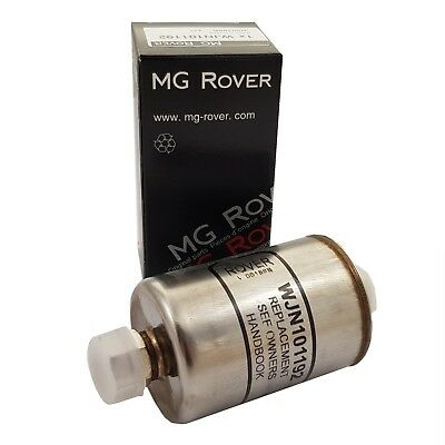 Part No WJN101192 MG ROVER 25//45//MGF//TF Fuel Filter GENUINE OE