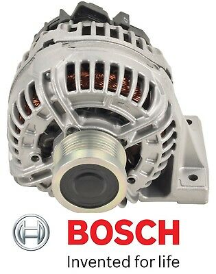 120 Amp Remanufactured Alternator Bosch For Volvo C70 S60 S70 S80 V70 XC70