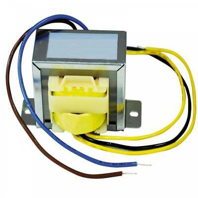 220/240Vac Transformer 1A Secondary 24W 12-0-12 V ac Outputs