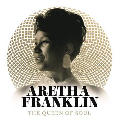 Aretha Franklin - Queen Of Soul (NEW 2 x CD)