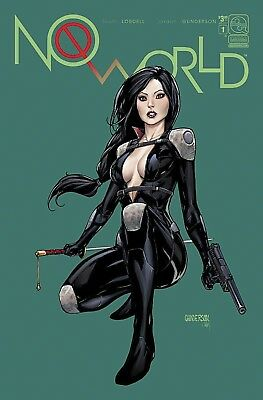 NO WORLD #1, COVER A, New, First print, Aspen (2017)