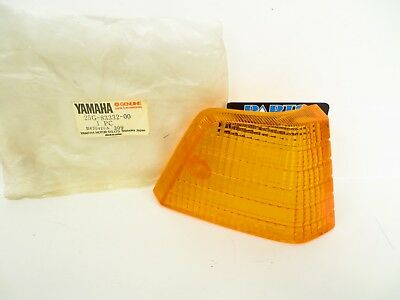 NOS Genuine Yamaha Left Rear Turn Signal Flasher Lens Riva 125 180 200