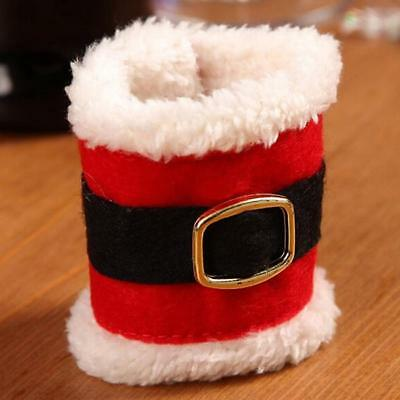 Christmas Napkin Rings Napkin Holder Party Banquet Dinner Table Decoration D