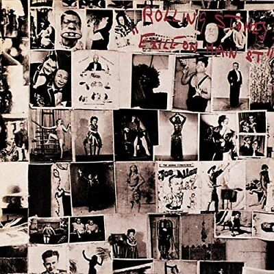 The Rolling Stones Exile on Main Street [Latest Pressing] LP Vinyl Record Album
