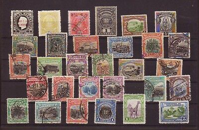 Mozambique   30 Old  Stamps