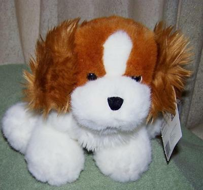 """Animal Alley Puppy Hand Puppet 9"""" Plush NWT"""