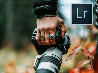 Peter Mckinnon presets pack fall 2018 for Lightroom and P.S Camera Raw