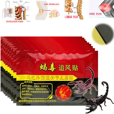 Arthritis Patches Pain Relief Plaster Back Neck Joint Acne Chinese Herbal
