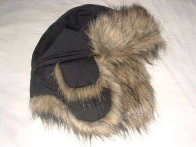 Bnw0T Next Black   Trapper   Hat   Age 11-13 Years