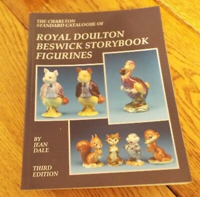 1996 Royal Doulton Beswick Storybook Figurines by Jean Dale 3rd edition