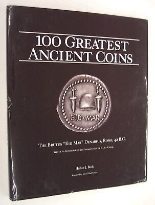 WHITMAN 100 GREATEST ANCIENT COINS by HARLAN J. BERK