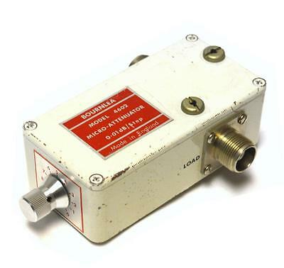 Bournlea 4602 Micro-Attenuator 0.01 Db/step