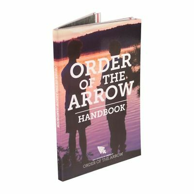 Boy Scout Official 2018 Order of the Arrow Handbook Book National Honor Society