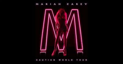 REVISED! Mariah Carey Toronto Concert ORCH6 ROW HH Seat 5&6 (8th row from stage)