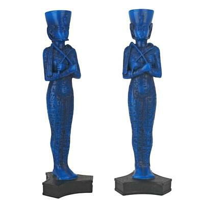 Design Toscano Egyptian Queen Ushabti Statue: Set of Two