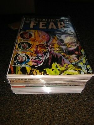 28 Card Board Backed and Sleeved EC Comics 90s Reprint Collection Lot