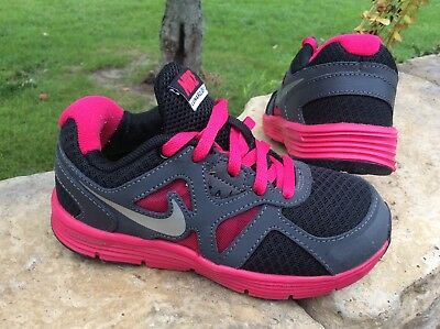 31b391a381 TODDLER GIRLS SIZE 10.5 NIKE REVOLUTION 4 athletic Shoes - $9.95 ...