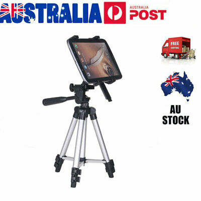 Adjustable Tablet Tripod Stand Mount Holder for iPad Air2/Pro/4/3/2 & 7-14 VIC