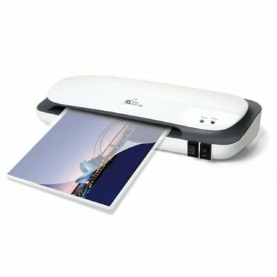 "Royal Sovereign CL-923 9"" Hot and Cold 2-Roller Pouch Laminator"