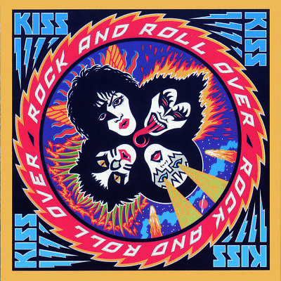 Kiss - Rock And Roll Over (Ltd.Back To Black)