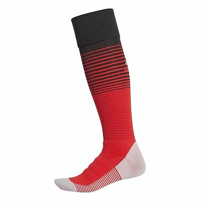 adidas Kids Manchester United Home Socks 2018 2019 Domestic Football ClimaCool