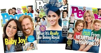 People Magazine Subscription One Issue Every Week For One YearFree Shipping