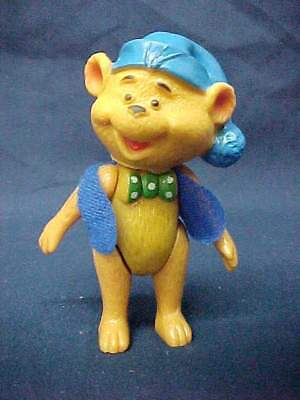 Vintage Bear who slept through Christmas Vinyl Figure
