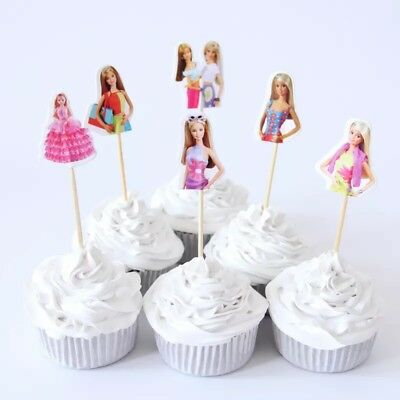 24 X My Little Pony Kuchenstecker Deko Torten Kuchen Cupcakes