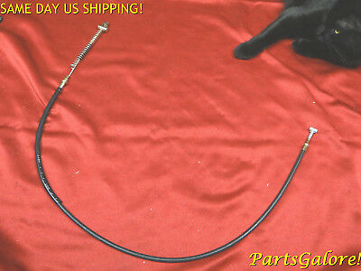 """Front Brake Cable, Yamaha PW50 50cc Scooter Motorcycle Pit / Dirt Bike 33"""" / 42"""""""