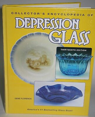 Collectors Encyclopedia of Depression Glass 13th Edition