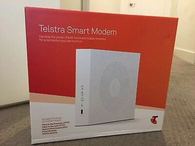 Telstra Smart Modem - Brand New in Sealed Box