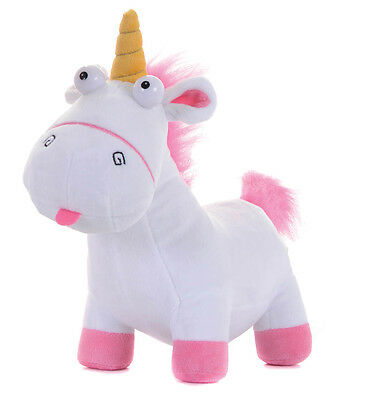 "Official New 12"" Despicable Me Unicorn Plush Soft Toy"