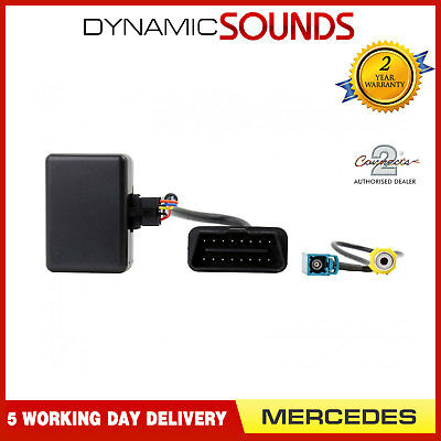 CAM-MB5-AD Additional Camera Add On Car Interface for Mercedes