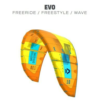 Duotone Evo - Freeride / Freestyle / Wave Kiteboarding kite