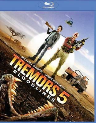 Tremors 5: Bloodlines New Blu-Ray Disc