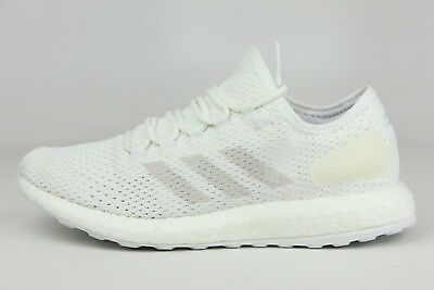 b424b61dba4 Adidas Originals Pureboost Clima White Crystal Grey Mens Size Sneakers  By8897