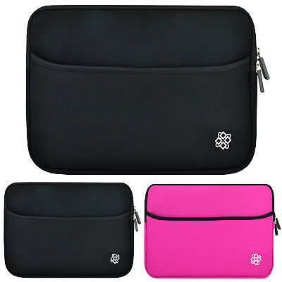 Soft Neoprene Carrying Case Travel Storage Bag Pouch for Otoscope Ophthalmoscope