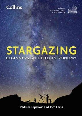 Collins Stargazing Beginners Guide to Astronomy 9780008196271 (Paperback, 2016)