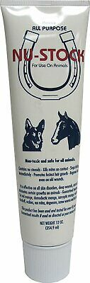 Durvet Pierce's All Purpose Nu-Stock 12 oz | Wound and Skin Ointment for Animals