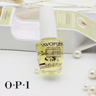 OPI Nail Treatment & Cuticle Replenishing Oil For Hand Heels Elbows Polish 15ml