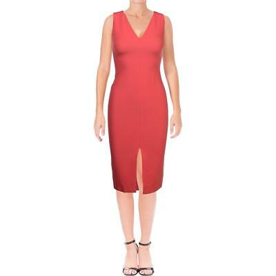 8ba107d143f69 Elie Tahari Womens Saylah Embroidered V Neck Sleeveless Cocktail Dress BHFO  5316. $49.23 Buy It Now 27d 7h. See Details. Likely Womens Park Sleeveless  Front ...