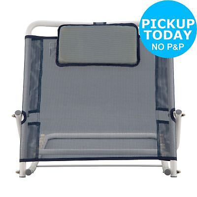 Ease of Living Adjustable Bed Backrest with Pillow 56cm